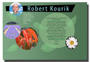 Robert Kourik web site